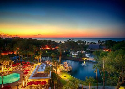 Early Bird Prize: Airfare for two to South Carolina and a 4-night stay in a deluxe ocean view room at the Sonesta Resort, Hilton Head Island